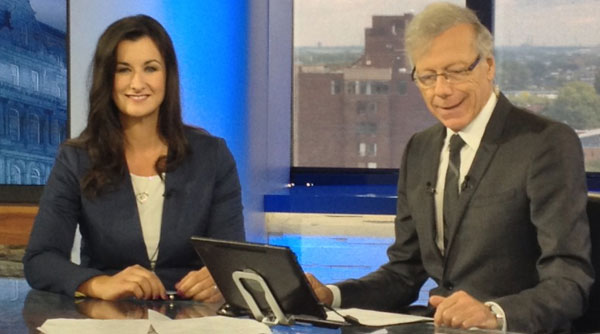 ulie Couture avocate; entrevue à LCN avec Pierre Bruneau